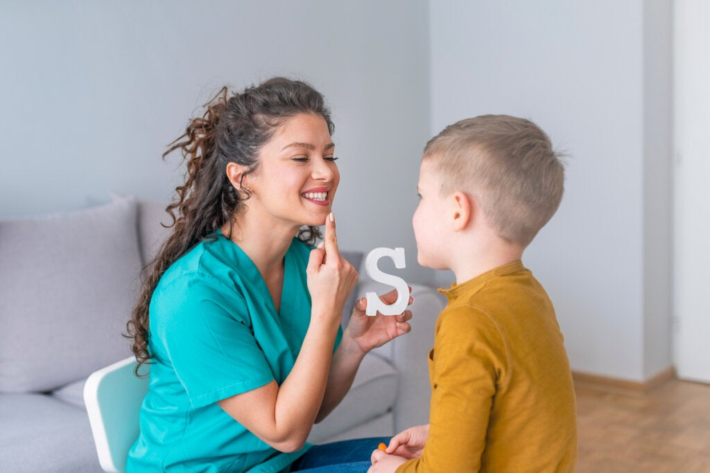 Tipos de trastornos del habla