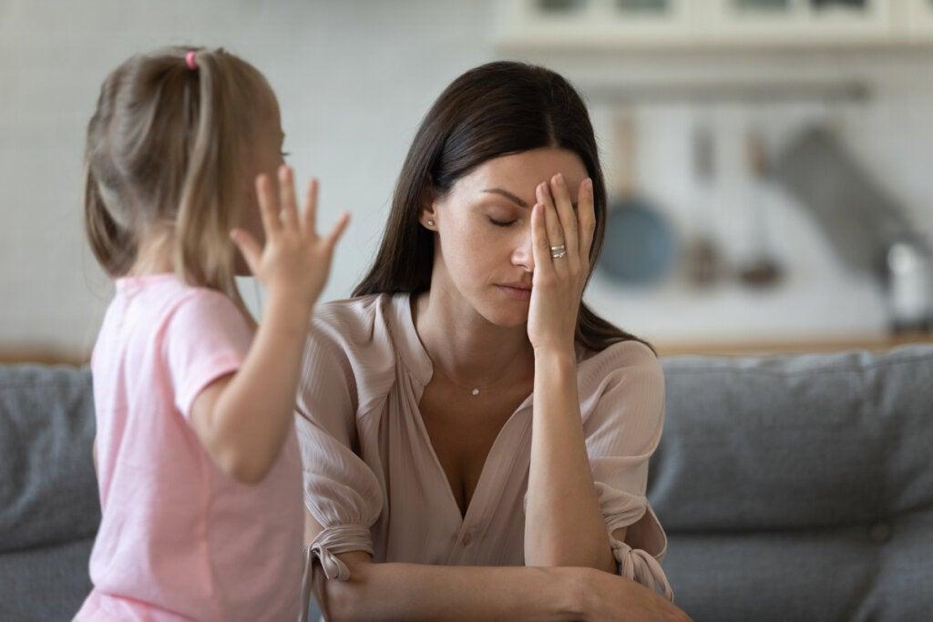 No soporto que mi hijo se enfade