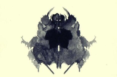 Mancha oscura del test de zulliger