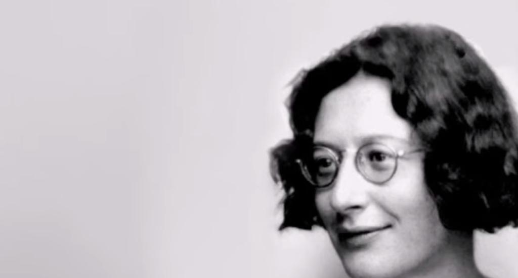 El pensamiento de Simone Weil, la virgen roja