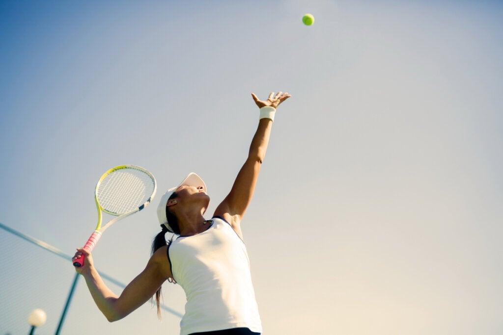 Habilidades psicológicas en el tenis