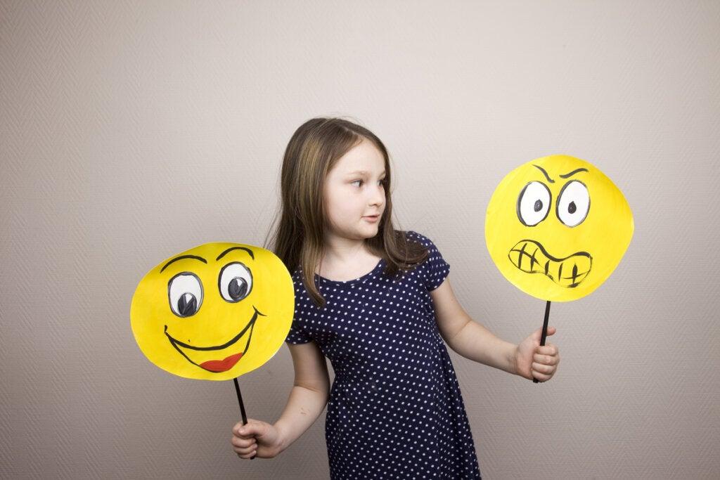Cómo explicar las emociones a los niños