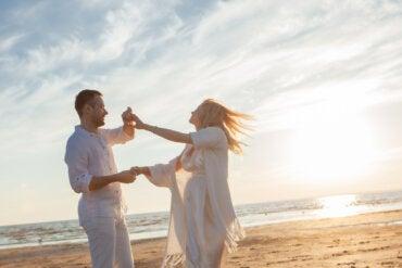 La evolución de la relación de pareja