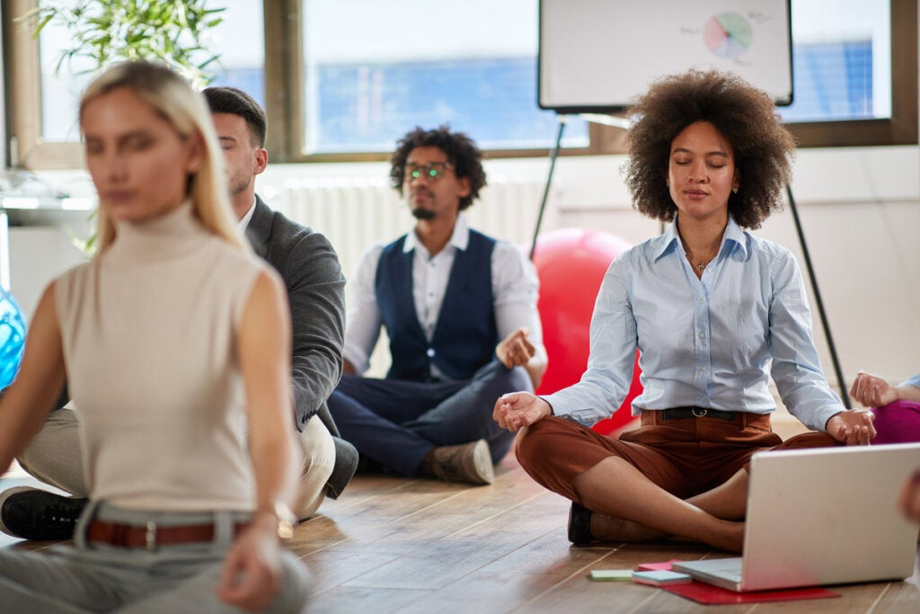 Mindfulness para empresas: para qué sirve y cuáles son sus beneficios