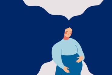 Ansiedad durante el embarazo
