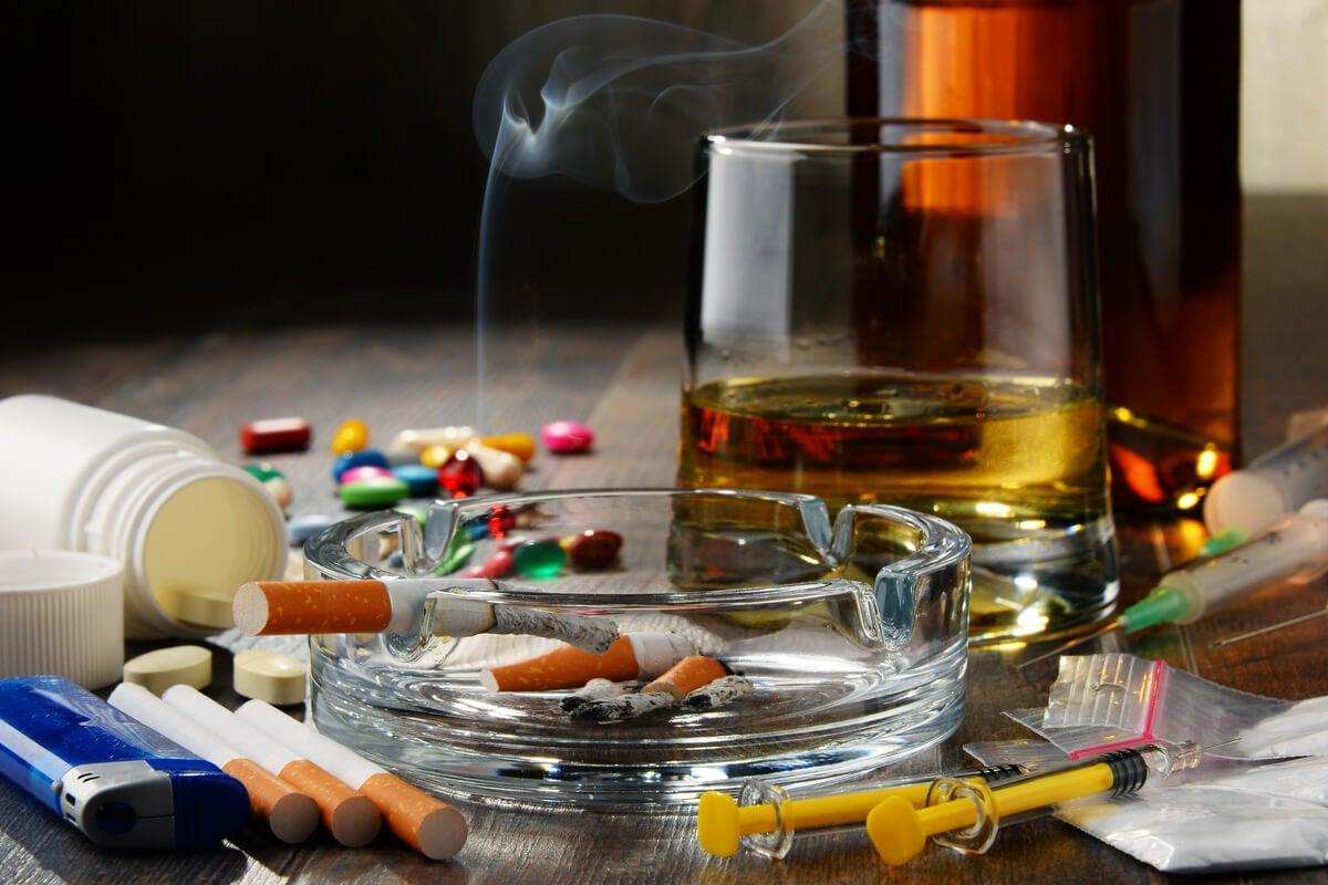 Medicamentos, tabaco y alcohol