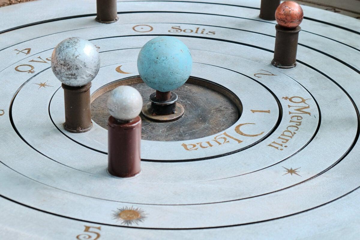 Modelo geocéntrico del Universo