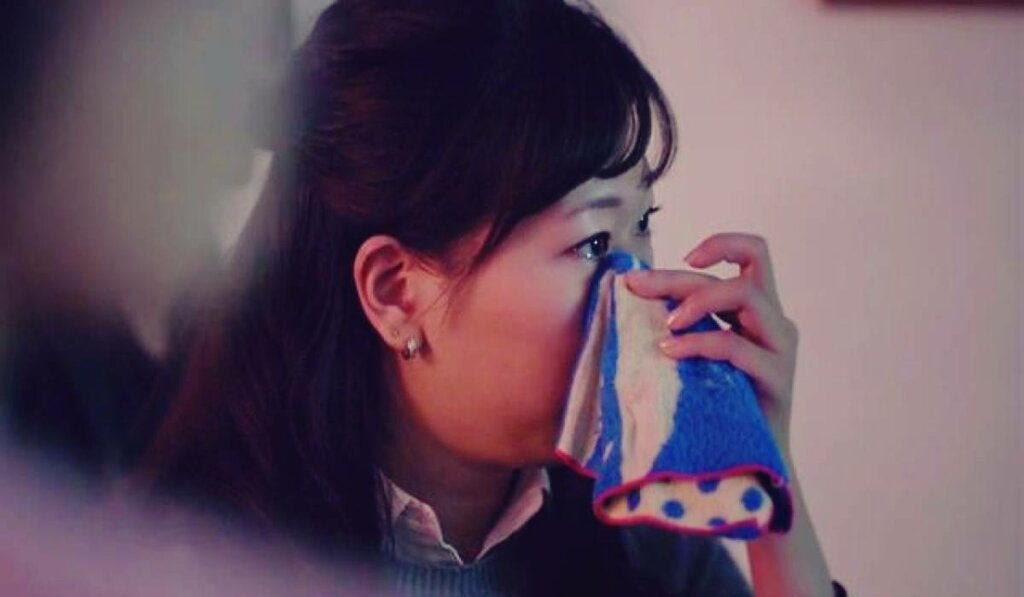 Rui katsu, la sanadora terapia del llanto de Japón