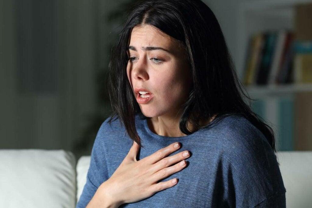 Ansiedad y dificultad para respirar: ¿por qué ocurre?