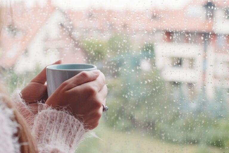 Amantes del frío y la lluvia: ¿es una rareza?