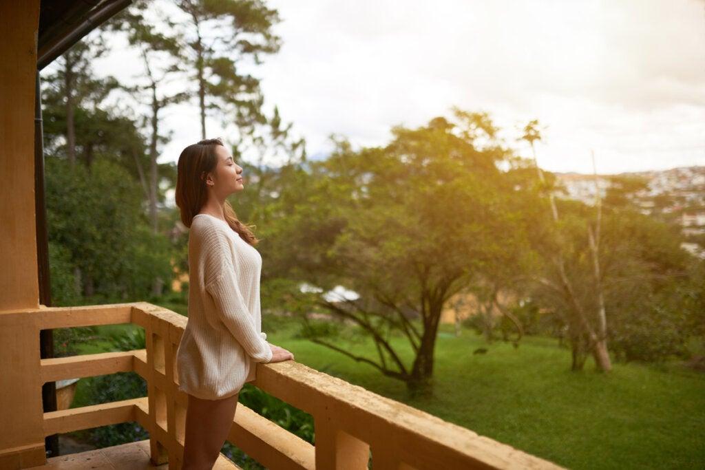 Beneficios psicológicos de vivir en un entorno rural