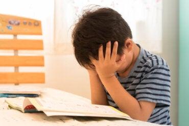 Fracaso escolar: tipos, causas y prevención