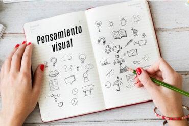 El pensamiento visual: ¿qué es y en qué puede ayudar?