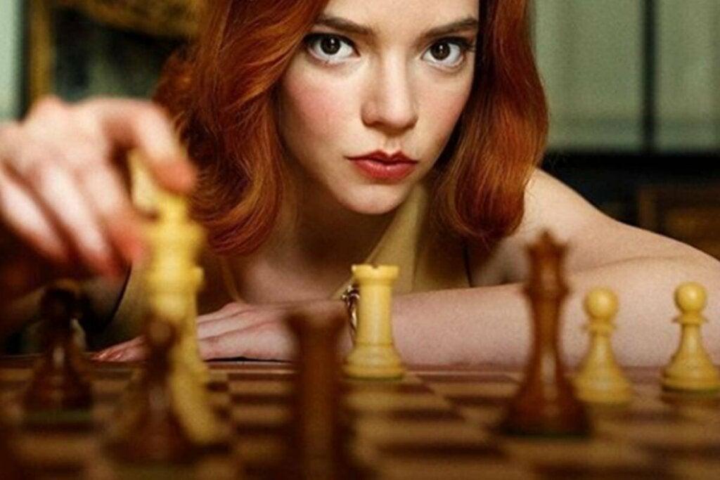 Gambito de Dama: mucho más que ajedrez
