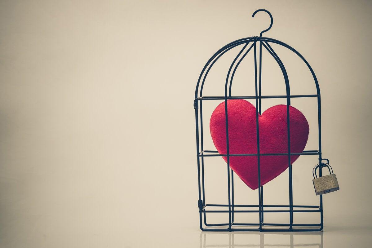 Corazón encerrado