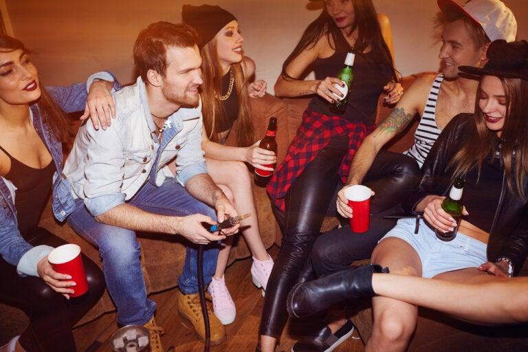 Binge drinking o atracones de alcohol