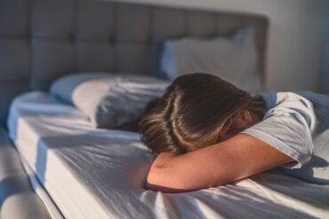 La hipersomnia en niños y adolescentes