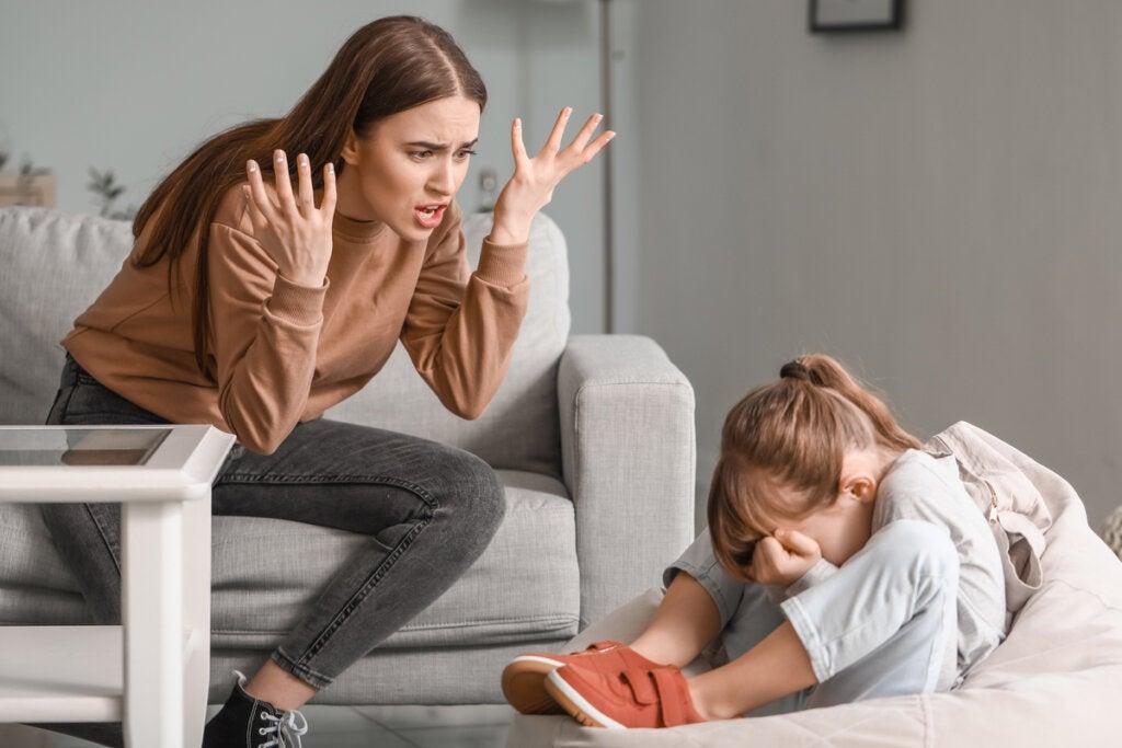 La falta de paciencia con los hijos, ¿por qué?