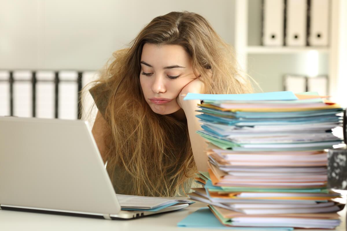 Aburrimiento en el trabajo, ¿cómo combatirlo?
