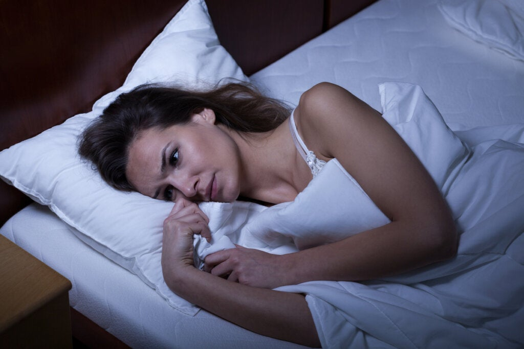 No tengo sueño, ¿por qué? Causas y síntomas