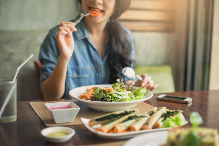 5 claves para comer sano
