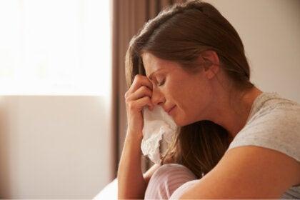 Síntomas de la depresión tras una ruptura