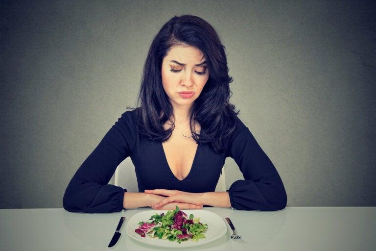 Fobias alimentarias: me da miedo comer y no por engordar