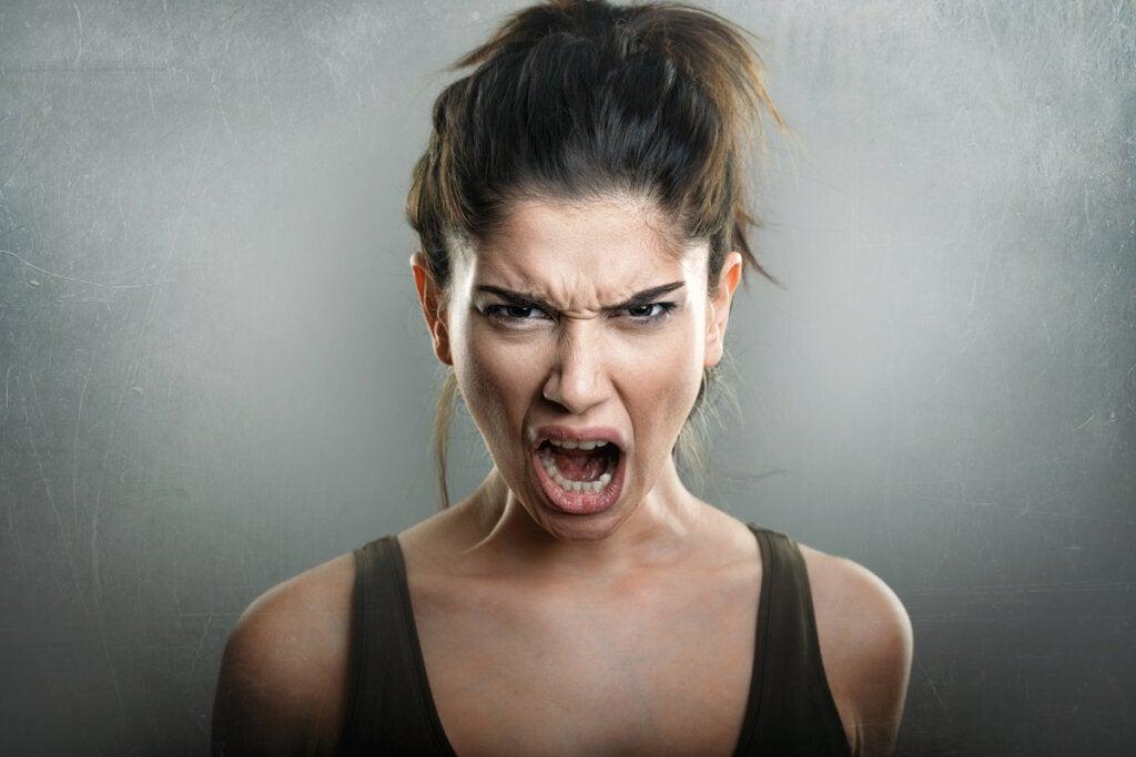 Sentir ira y no saber por qué