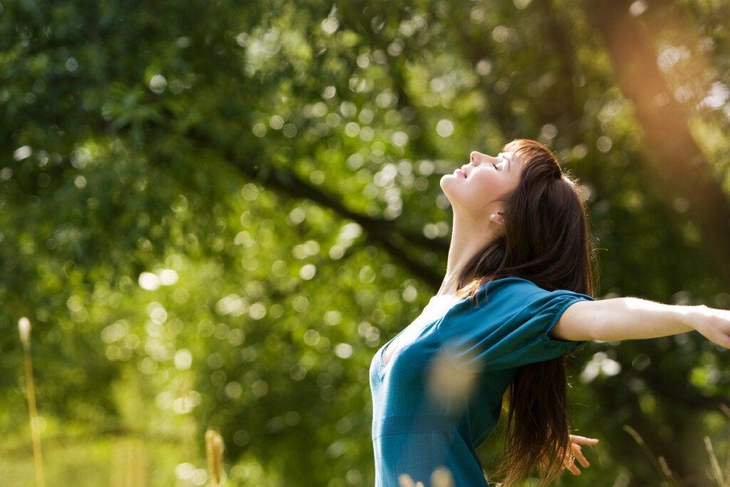 ¿Por qué la naturaleza nos libera del estrés?