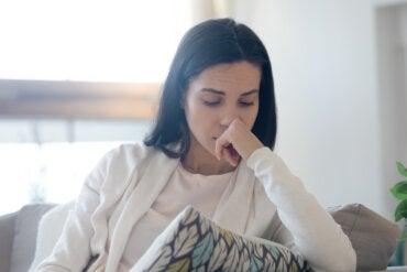 ¿Cómo reducir la angustia ante un pensamiento?