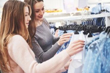 ¿Cómo nos influye la música en las tiendas de ropa?