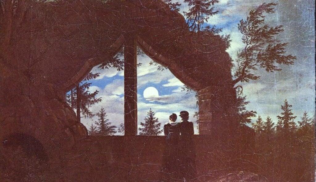 obra de Carl Gustav Carus