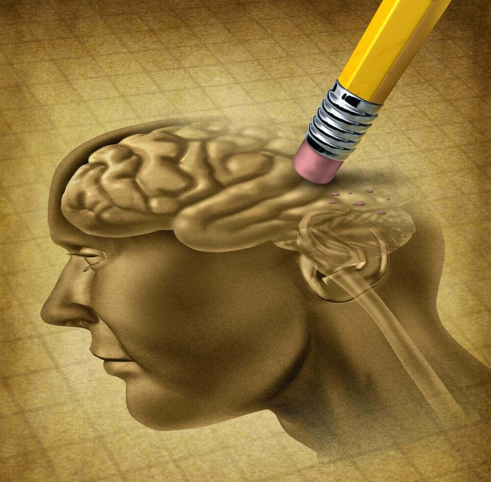 El estrés puede afectar la memoria.