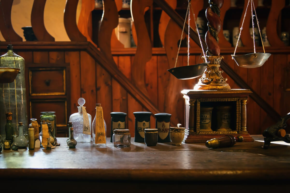 Instrumentos de alquimistad