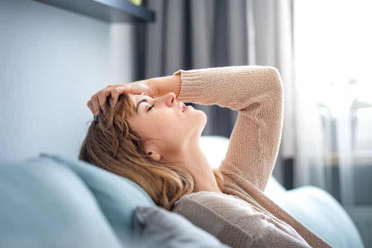 Cansancio extremo por ansiedad: ¿en qué consiste?