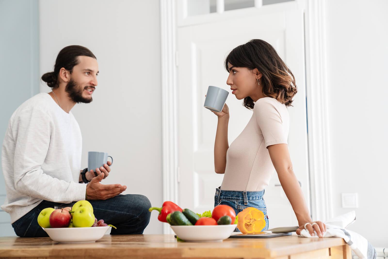 La importancia de la paciencia en la relación de pareja.