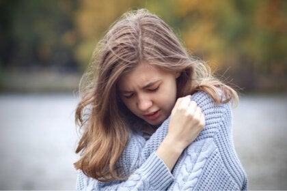 Hafefobia, el miedo al contacto físico