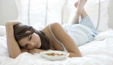 Sentimientos de culpa después de comer ¿por qué aparecen?