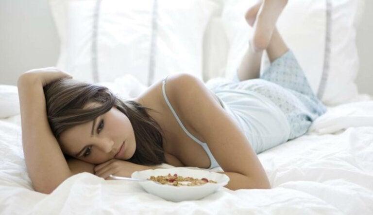 Depresión y trastornos de la alimentación, muy comunes en tiempos de crisis