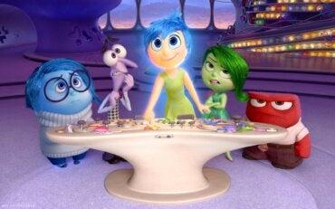 Inside Out, una película maestra en el manejo de las emociones