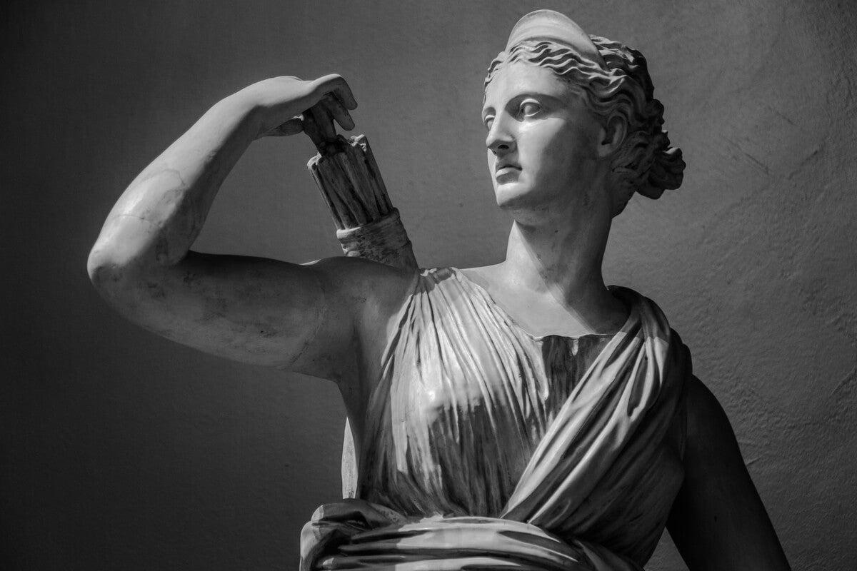Estatua de Artemisa