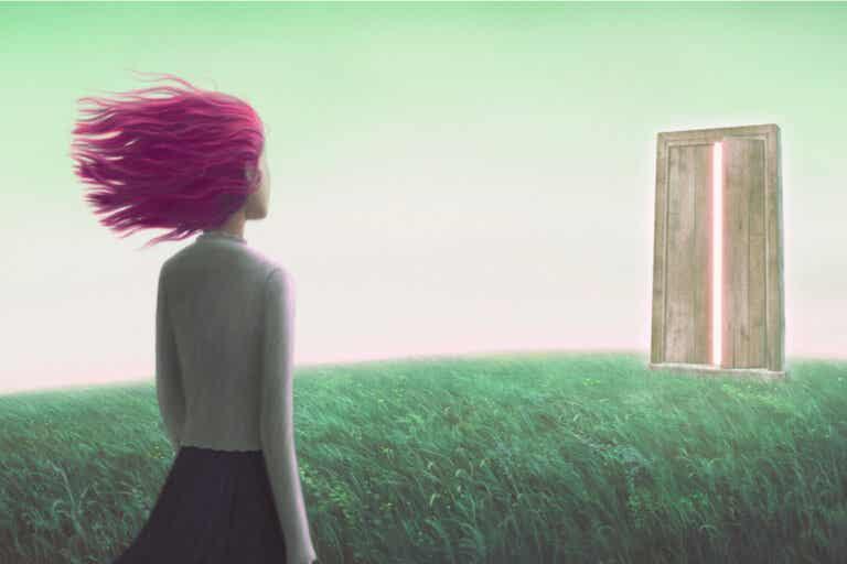 Tus problemas pueden ser un muro o una puerta: ¿qué eliges?