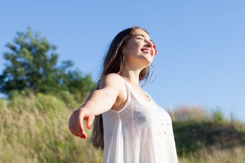La diferencia entre sentirse bien y ser feliz