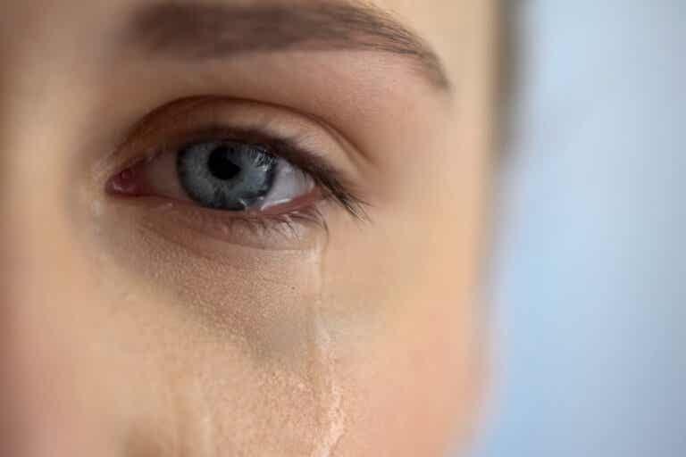 Al final, la gota que colma el vaso suele ser una lágrima