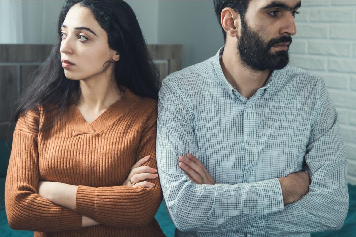 Mi pareja se cierra durante las discusiones: ¿qué puedo hacer?