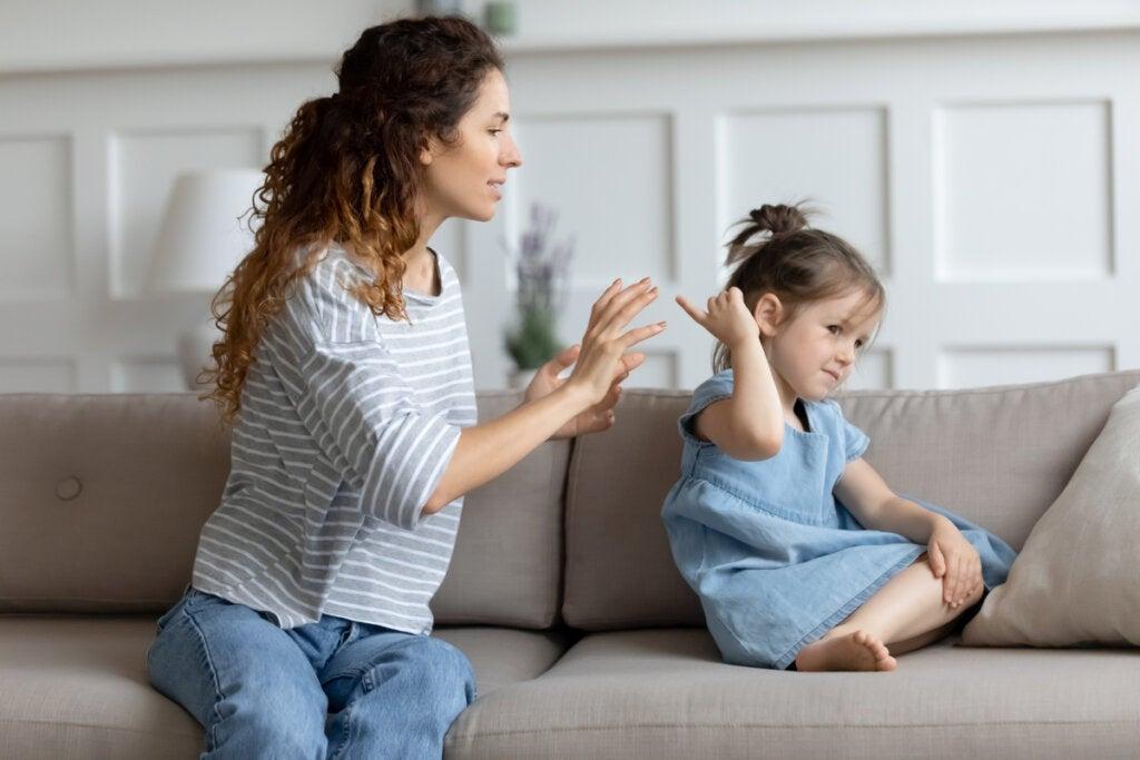 ¿Qué hacer cuando tus hijos no te hacen caso?