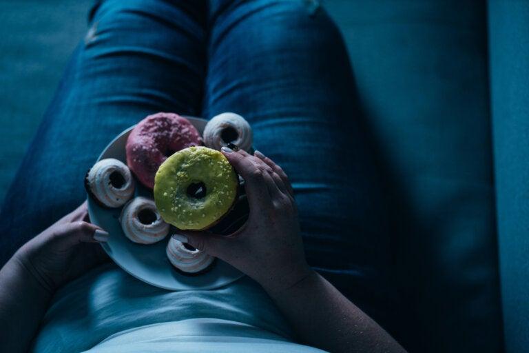 La alimentación y su relación con los síntomas depresivos