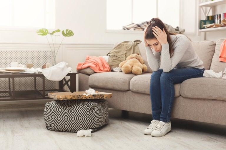 4 razones por las que el desorden afecta a la salud mental, según la ciencia