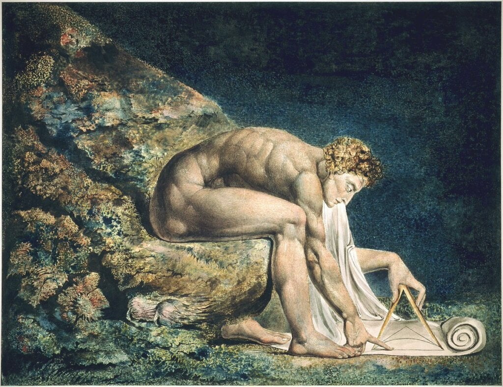 El arte de William Blake y su íntima relación con Carl Jung