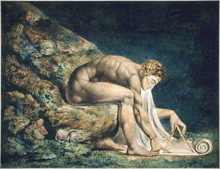 El arte de William Blake y su íntima relación con Carl Jung
